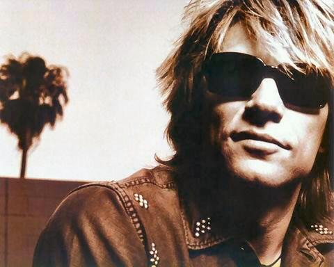 Bon Jovi o canalha favorito das mulheres