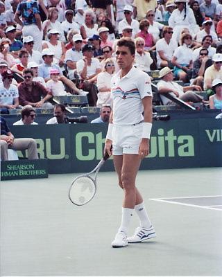Lendl outro tennista de ouro