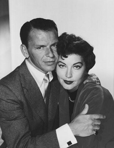 Sinatra e Gardner