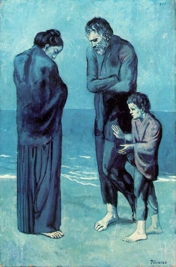 Pobres na Praia (1903)