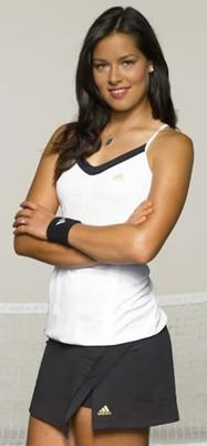 Ivanovic tennis ou moda ?