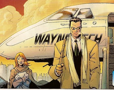 Wayne um Falso BonVivant