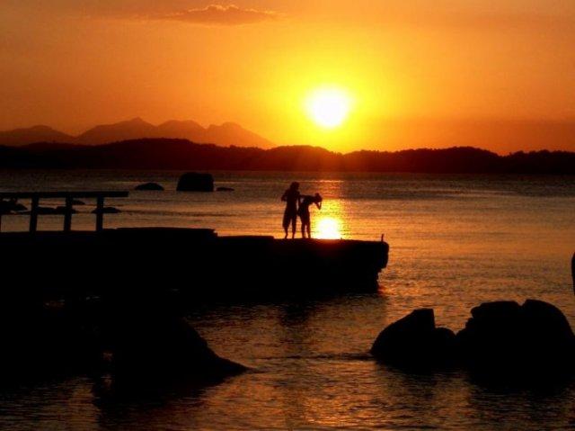amor + sol + fim do verão = Paixão