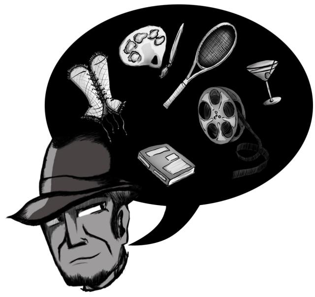 Logo original, criado pela Desi