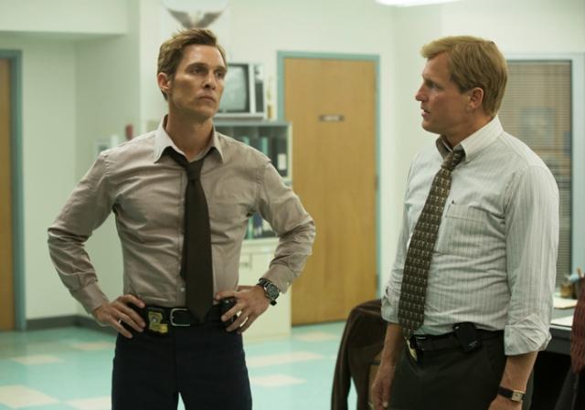 Cohle e Hart no passado!