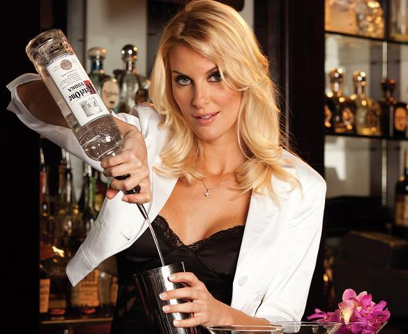 female-bartender
