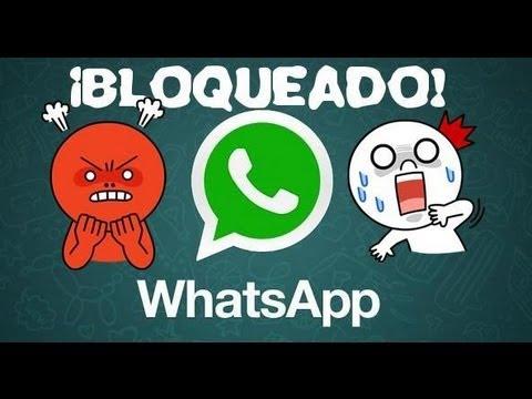 Resultado de imagem para bloqueado whatsapp contato