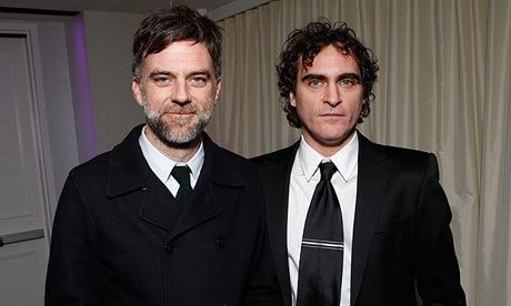 Paul Thomas Anderson and Joaquin Phoenix