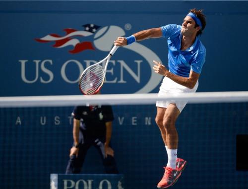 Federer pronto