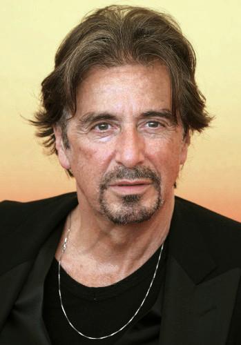 Pacino como Simon Axler