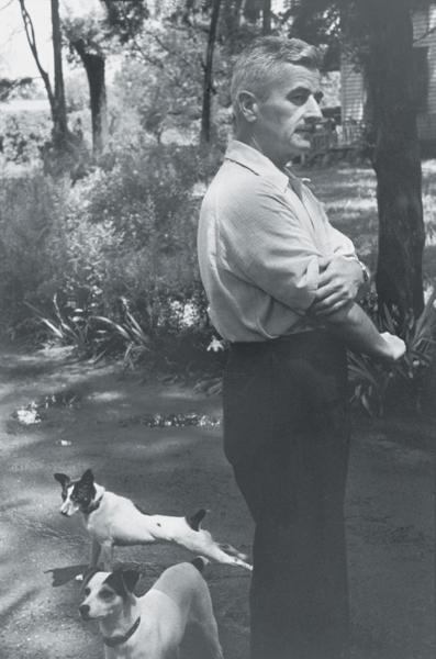 Faulkner por Bresson