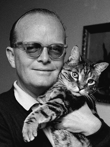 Capote e seu Gato