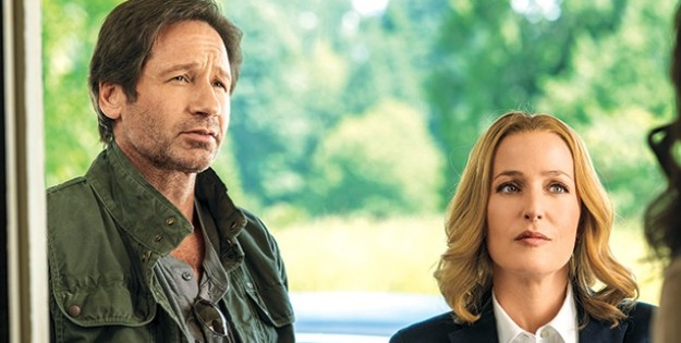 Scully sempre arrumadinha