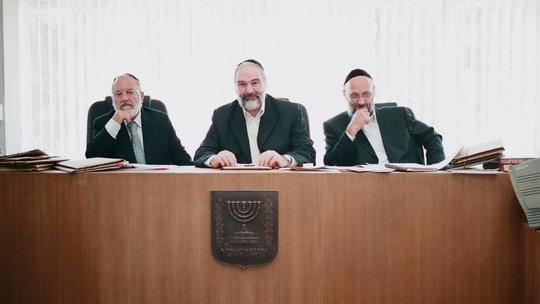 Rabinos e Juízes