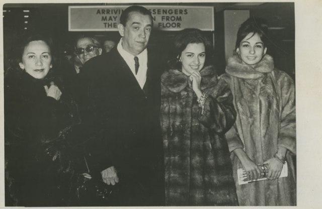 J.K e sua família