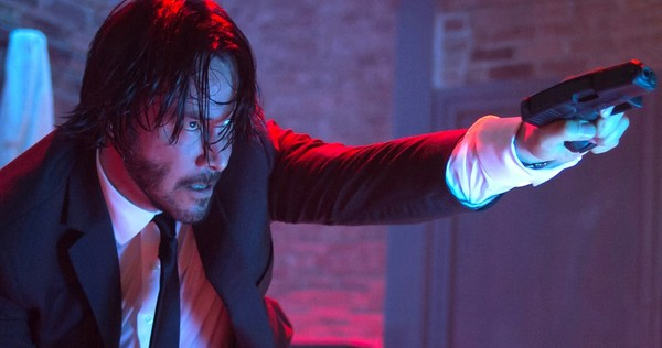 JOHN WICK - 2014 FILM STILL - Keanu Reeves stars as John Wick - Photo Credit: David Lee Lionsgate